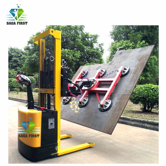china full electric floor crane vacuum lifter for glass marble rh sinofirst en made in china com