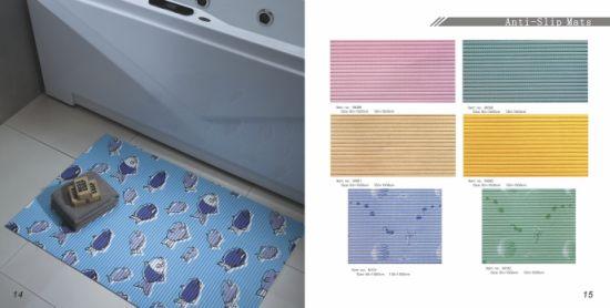 PVC Anti Slip Printed Mats