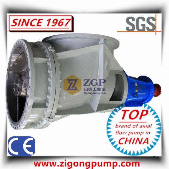 Big Horizontal Axial Flow Pump Made in China