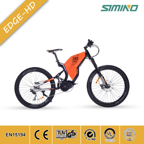 464286bde24 China Bafang MID-Drive Motor Electric Bike Electric Mountain Bike ...