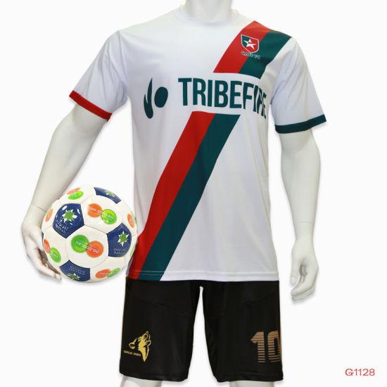 534d775a0b4 Apparel Soccer Shirt Wear Soccer Jersey Sublimation Football Jersey School  Boys Soccer Uniforms pictures & photos