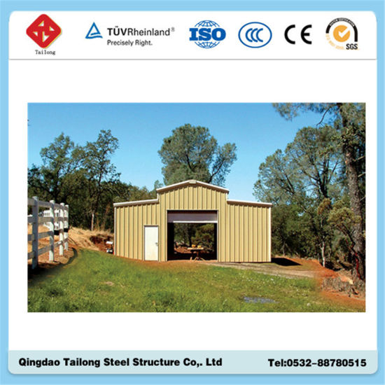 Prefab Steel Constrution Warehouse for Sale pictures & photos
