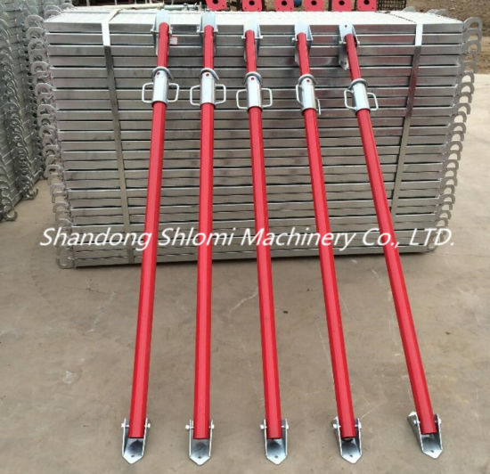 Scaffolding Adjustable Diagonal Acrow Pull Push Props