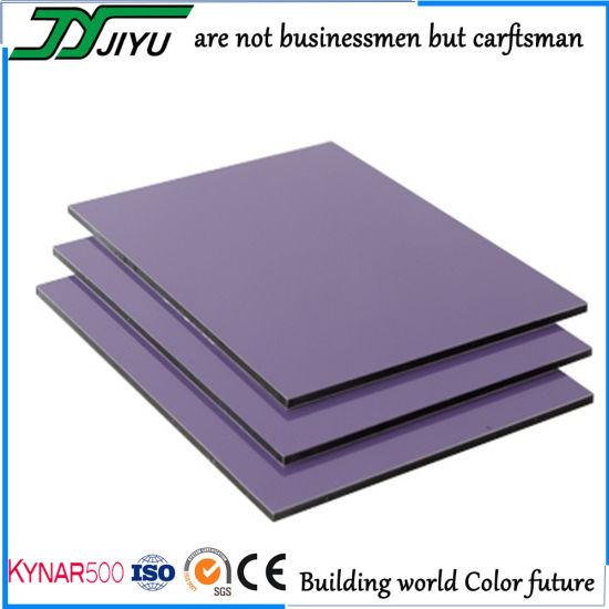 Building Exterior Decoration Aluminum Cladding Panel