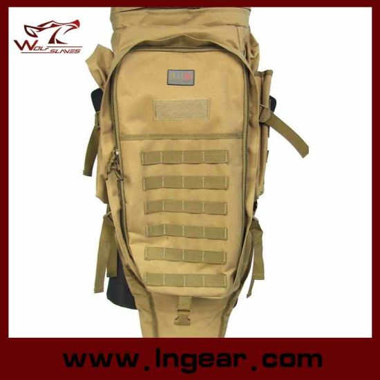 911 Tactical Gear Rifle Combo Backpack For Military Gun Bag Pictures Photos