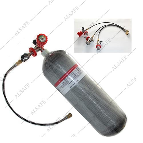 Factory Hpa Carbon Fiber Pcp Air Cylinders pictures & photos