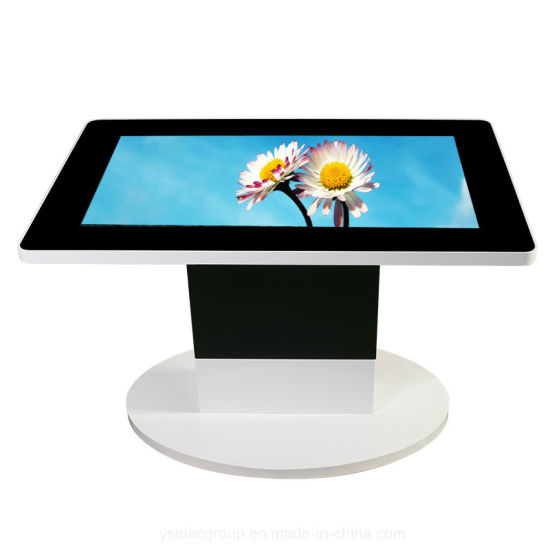 China Yashi P Android Touch Screen Coffee Table China LCD - Android coffee table