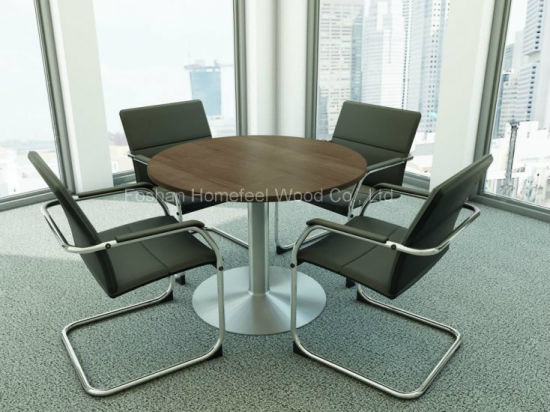 China Small Round Meeting Table HFRE China Conference Table - Small round meeting table