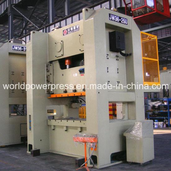 Blanking Press with H Frame Body and Big Table pictures & photos