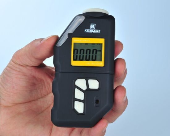 Portable Co Gas Detector 0-2000ppm Electrochemical Carbon Monoxide Sensor pictures & photos
