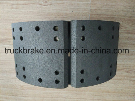 Truck Parts Non-Asbestos Brake Lining Wva: 19369 pictures & photos