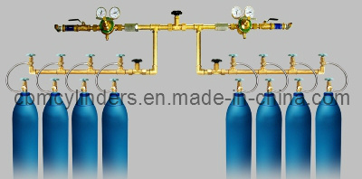 Tped High Pressure Oxygen Gas Cylinders 10L pictures & photos