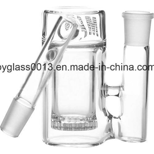 Wholesale Honeycomb Glass Disk Ash Catcher Smoking Accessories