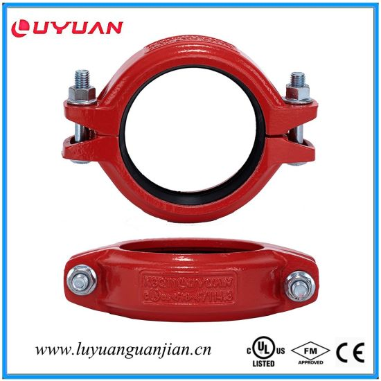 Ductile Iron Grooved Rigid Coupling Withfm/UL Approved pictures & photos