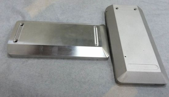 Customized Aluminum Box with CNC Machining for Portable Electronic Products pictures & photos