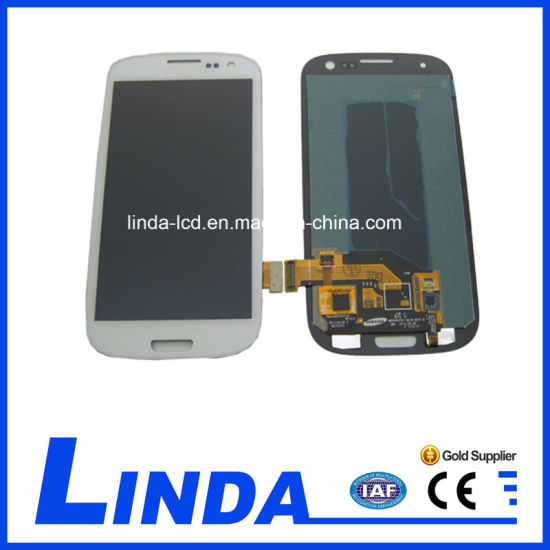 Best Quality for Samsung Galaxy S3 LCD Screen Assembly pictures & photos