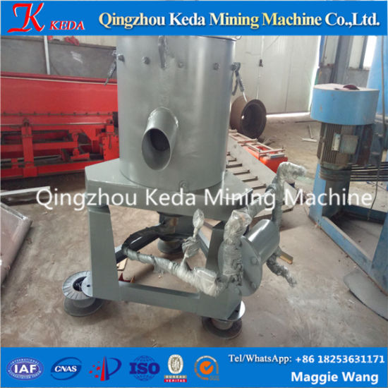 Knelson Type Centrifugal Concentrator, Efficient Gold Mining Equipment pictures & photos