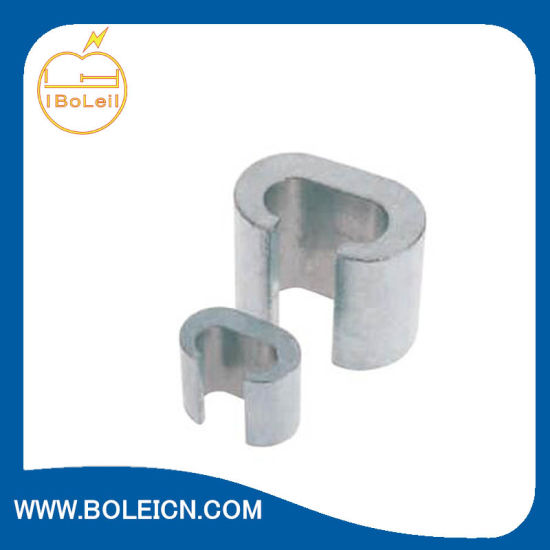 Copper Cable Wire C Clamp pictures & photos