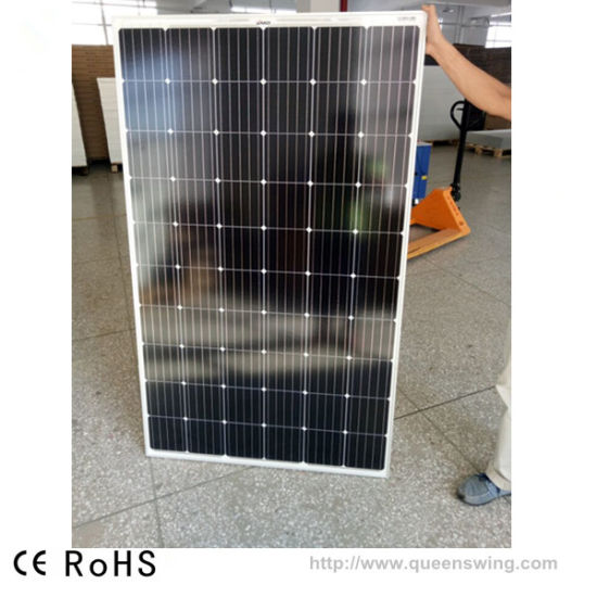 100W Mono PV Solar Panel for Solar Power System (QW-M100W) pictures & photos
