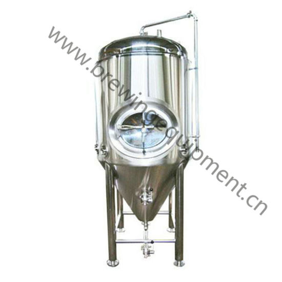 300L Jacketed Stainless Steel Fermentation Tank Keg Beer Fermenter pictures & photos