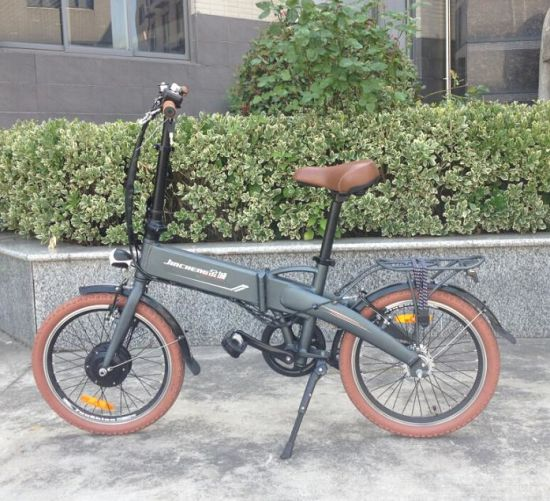 Sport Style Folding Electric Bike 20 Inch pictures & photos