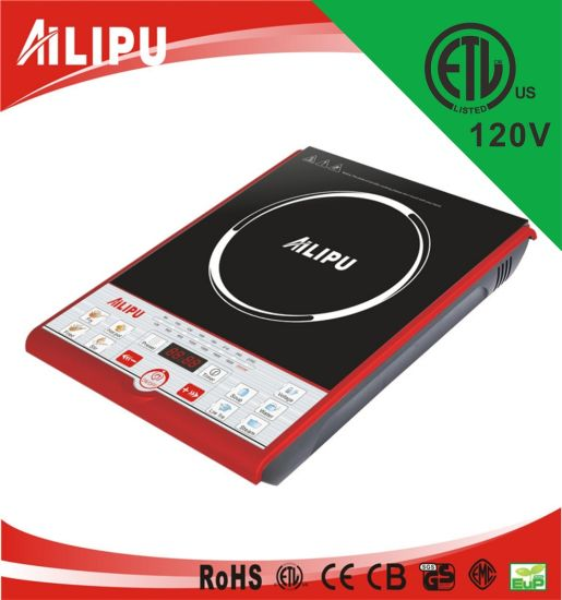 Schott ceran glass 1500W 120V ETL home appliance electric induction Cooker pictures & photos