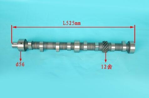 High Quality Auto Parts Cy4102qb Camshaft pictures & photos