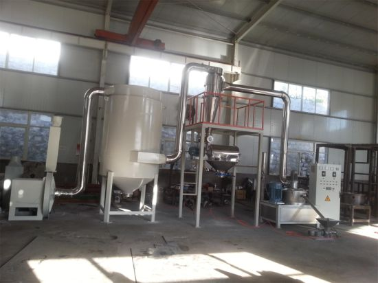 Powder Coatings Production Air Classifier Mill pictures & photos