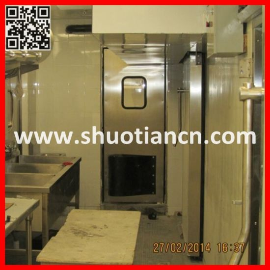 China Metal Commercial Kitchen Swing Doors St 006 China