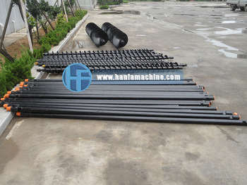 Drill Rod /Drill Pipe for Water Well Drilling pictures & photos