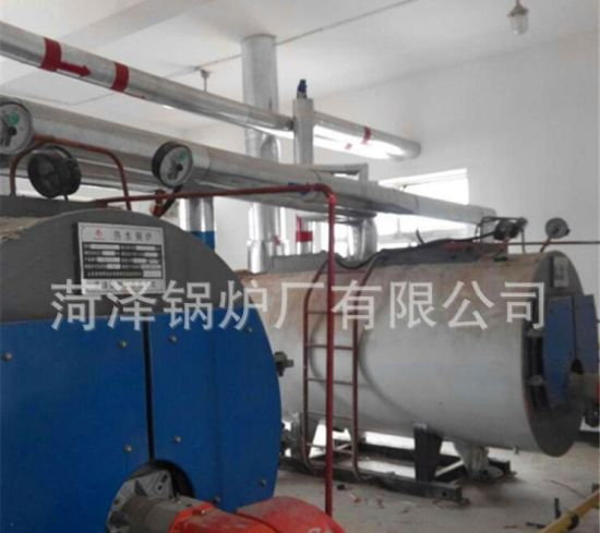 China Dual Fuel Industrial Oil Gas Boiler Lowest Price - China ...