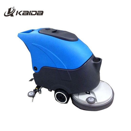 China Floor Scrubber Machine For Tile Floors China Floor Scrubber
