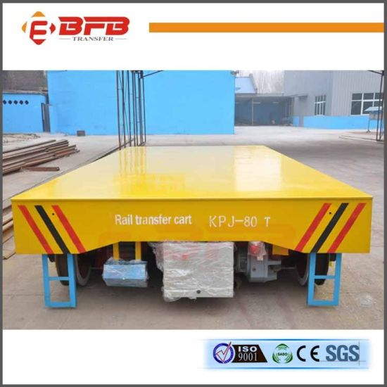 Heavy Load Coil Transfer Trailer Used to Heavy Material pictures & photos