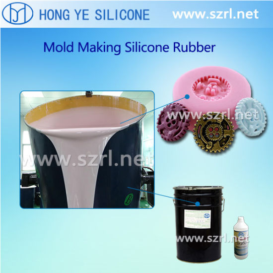 6 Series Silicone Rubber for Mold Making pictures & photos