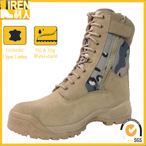 Good Design Military Army Desert Boots pictures & photos