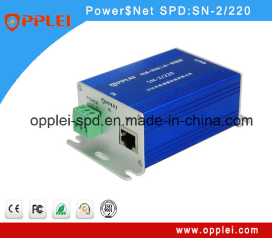 Opplei IP Camera 2in1 Surge Protector