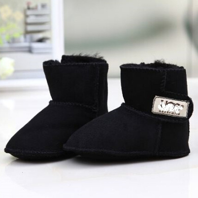 073b5a147e202 China Cute Knitting Wool Baby Warm Boots Winter Indoor Shoes - China ...