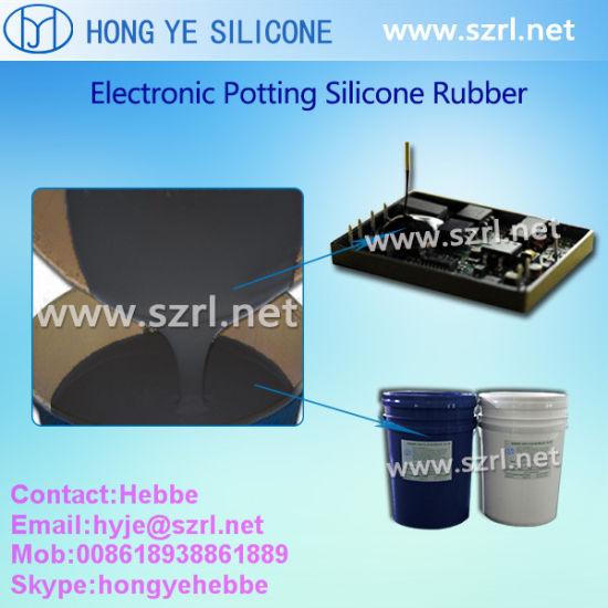 Liquid Potting Silicone for LED Control Gear Ignitors