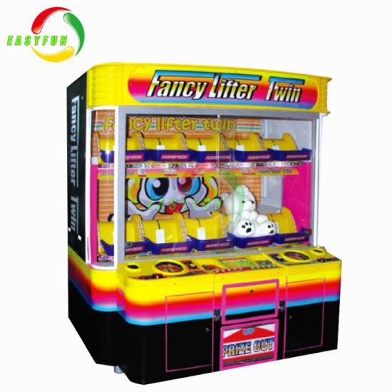 A crane games prizes