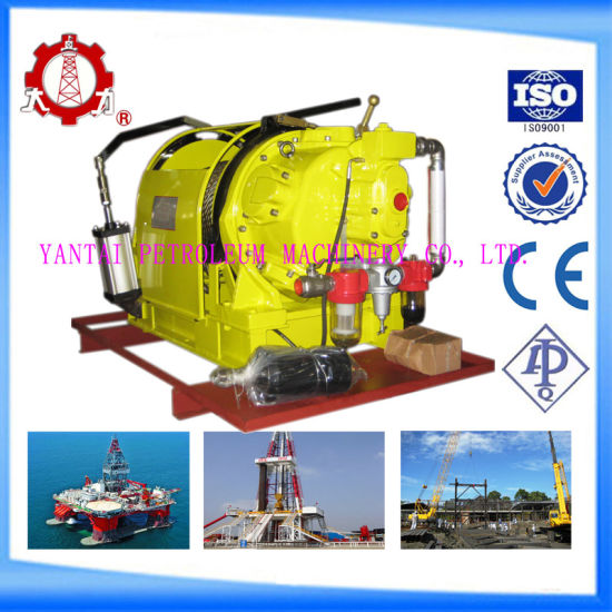 Marine Anchor Air Winch for Offshore Drilling Rigs (10Tons) pictures & photos