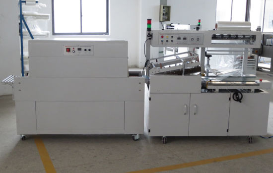 BS-400la + Bm-450c Fully Automatic Shrink Film Wrapper Packing Machine pictures & photos