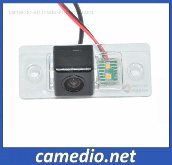 VW Golf Superb CCD Car Reverse Rear View Backup Camera