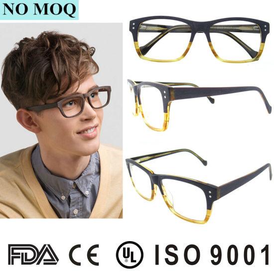 4bc4cb544227 Popular Designer Optical Glasses Frames Full-Rim Flexible Hinges Wooden  Eyeglasses pictures   photos