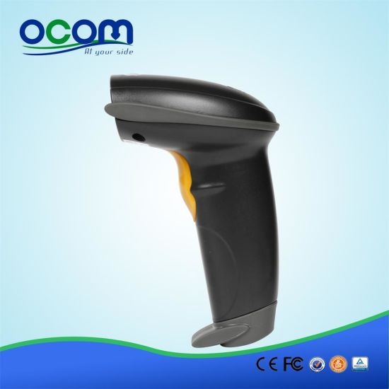 Mini RS232 Handheld Laser Barcode Scanner pictures & photos