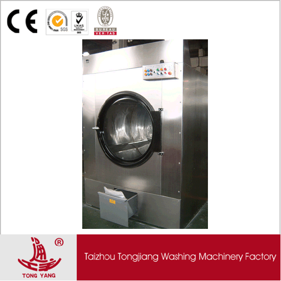 (Gas, LPG, electric, steam heated) Hot-Selling Industrial Tumble Dryer 15kg, 30kg, 50kg, 70kg, 100kg, 120kg, 150kg, 180kg