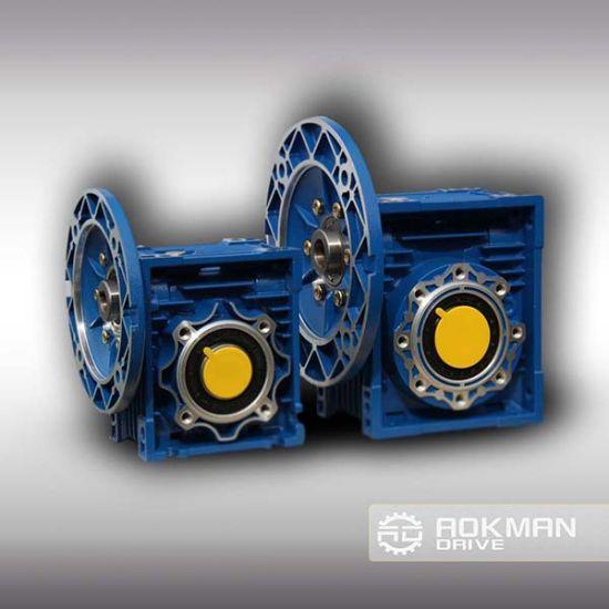 Nmrv050 80: 1 Plastic Textile Machine Worm Gear Box