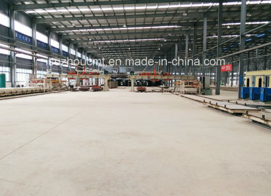 Fiber Cement Corrugated Roofing Tile Production Line pictures & photos