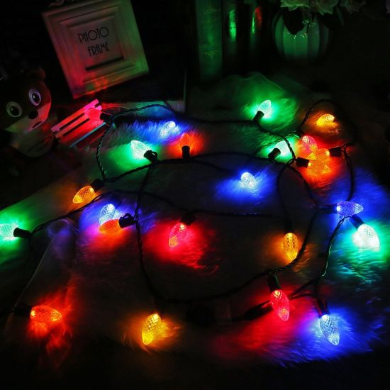 Outdoor Led Christmas Lights.C7 Smooth Outdoor Led Christmas Lights