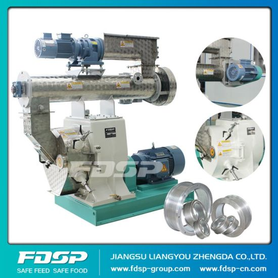 High Quality Feed Pellet Mill/Feed Pellet Machine pictures & photos