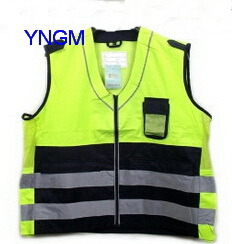 Safety Vest with High Visibility Class2 From Factory
